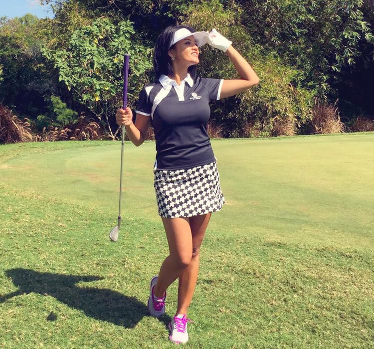 farah quinn tori golf