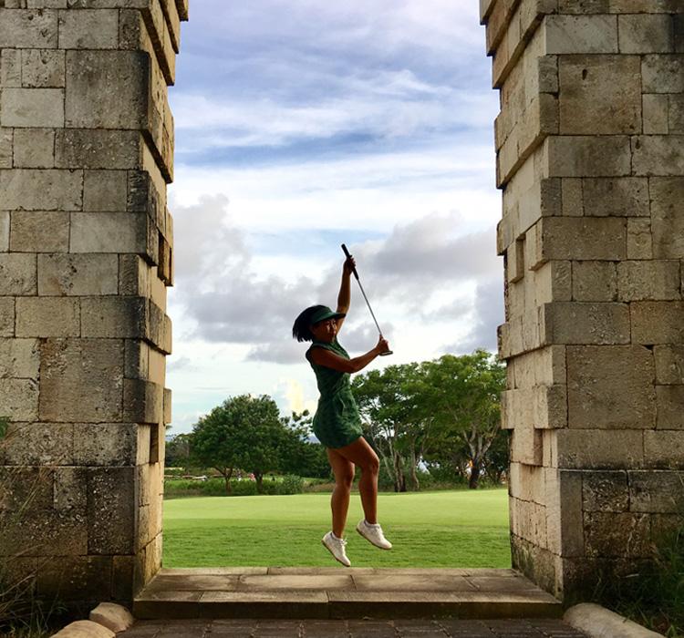 Tori Golf