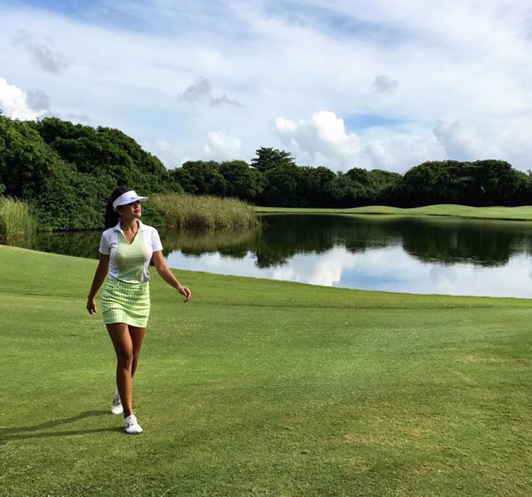 bali golf course