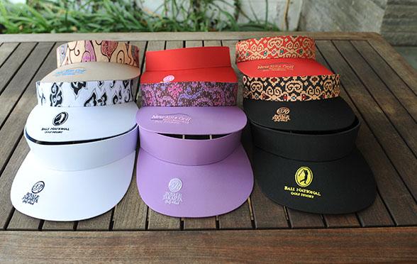 golf visors